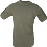 Viper OD Green Heavyweight Combat T-Shirt
